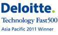 2011 Winner Deloitte Tech Fast 500 Asia Pacific