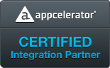 Appcelerator Certified integration Partner